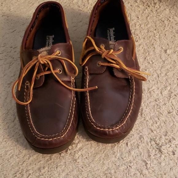 Earthkeepers Boat Shoe Size 15